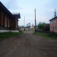 Утро в Петровске-Забайкальском