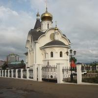 Улан-Удэ. Свято-Никольский храм