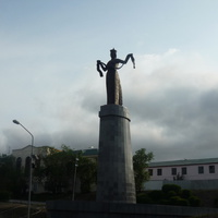 Композиция «Мать Бурятия»