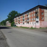 Центр Усолья-Сибирского