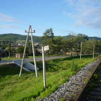 Кругобайкальская железная дорога (159-й километр)