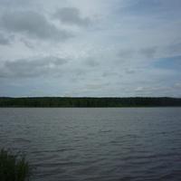 Озеро в окрестностях Тайшета