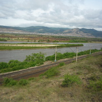 Селенга и Транссибирская магистраль