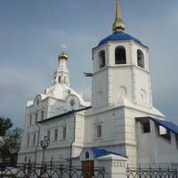 Улан-Удэ. Свято-Одигитриевский собор