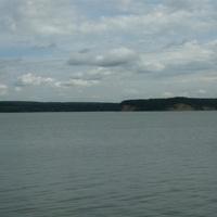 Новосибирское водохранилище (Бердский залив)