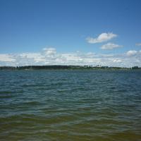 Бердский залив Новосибирского водохранилища