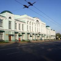 Омск. Музей изобразительных искусств имени М. А. Врубеля