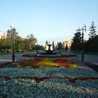 Омск был основан в 1716-м году