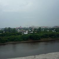 Тюмень, река Тура