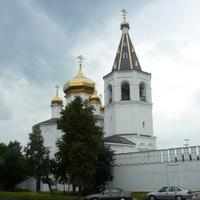 Тюмень. Свято-Троицкий мужской монастырь