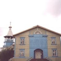 Лабытнанги. Храм Георгия Победоносца