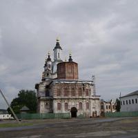 Тобольск. Захарьевская церковь (1759 г.)