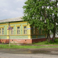 Тобольск. Станция юных туристов