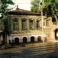 Тихая улица в Самаре