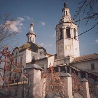 Церковь в Тобольске