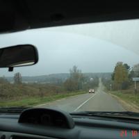 Въезд в Городня