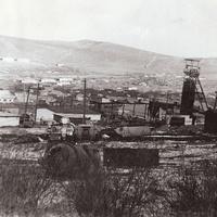 Кадаинская шахта по добычи свинцовой руды 1978 г.