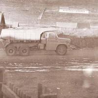 Машина ''ТАТРА'' для перевозки руды с Кадаинской шахты на фабрику
