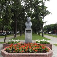 Брест. Памятник Николаю Васильевичу Гоголю