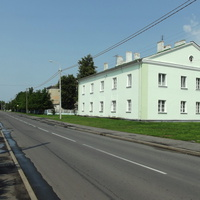 Между вокзалом и центром города