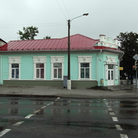 Центр Пинска