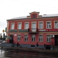 Пинск. Первомайская улица