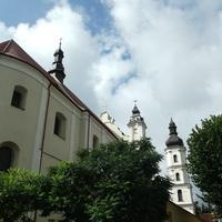 Пинск. Монастырь Францисканцев (17 – 18 век)