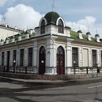 Пинск. Улица В. Хоружей
