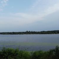 Озеро (залив Мухавца) возле Шебрина