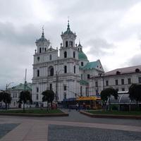 Кафедральный костёл Святого Франциска Ксаверия (1678 г.)