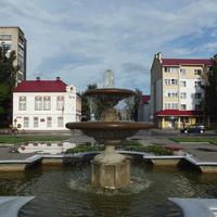 Город Лунинец