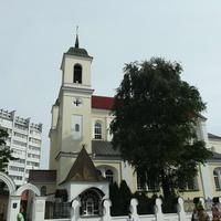 Минск. Свято-Петропавловский собор