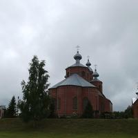Церковь в городе Мосты