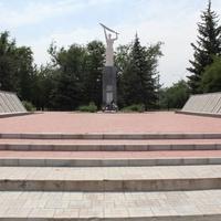 мемориал памяти павшихвоинов в ВОВ