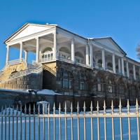 Екатерининский парк. Камеронова галерея.