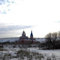 Георгиевская церковь в селе Афоньевка