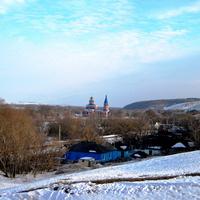 Облик села Афоньевка