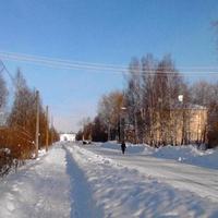 проспект Загородный, февраль 2013г город Онега