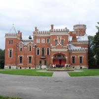 дворец принцессы Е. М. Ольденбургской