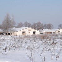 Заброшенные фермы