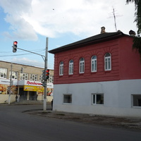 Центр Тарусы