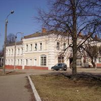 Вязьма. Центр города