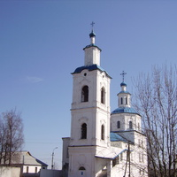 Церковь Введения Пресвятой Богородицы во храм (18-й век)