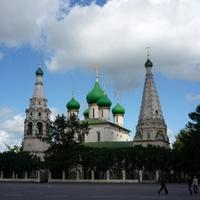 Церковь Ильи Пророка (17-й век)