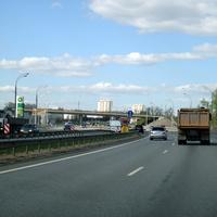Мост со Старонагорной
