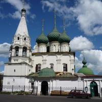 Церковь Спаса на Городу (1672-й г.)