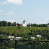 Вид с моста в Алексине