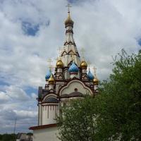 Церковь в Долгопрудном