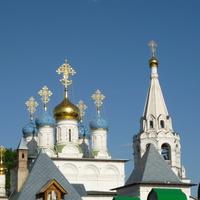 Павловская Слобода  Храм Благовещения Пресвятой Богородицы