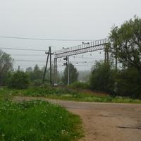 Станция Румянцево